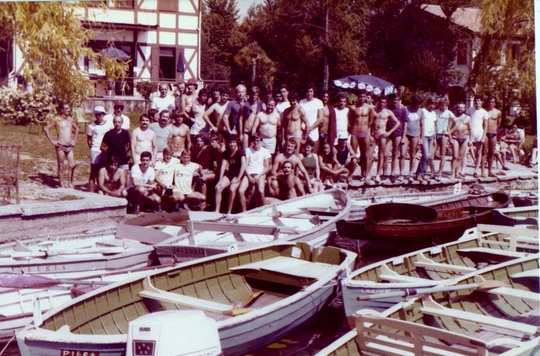 anni 70 foto di gruppo